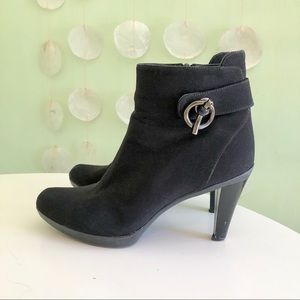 Stuart Weitzman Ringgore Gore-Tex Ankle Boots